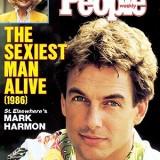 Mark Harmon - People 1986