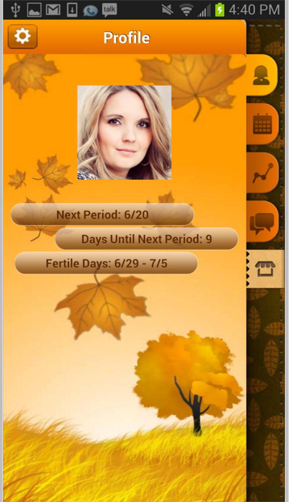 Ciclo mestruale: 5 app