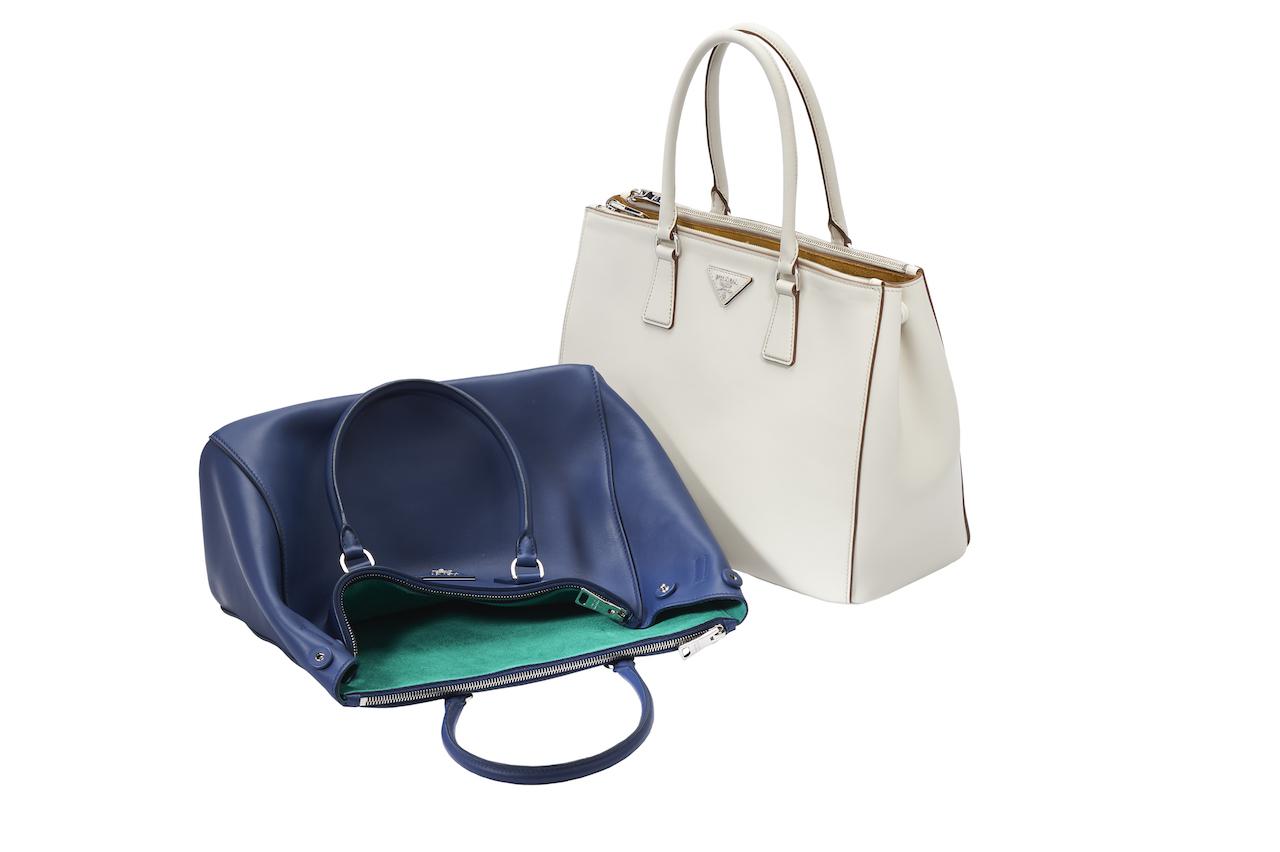 Prada Galleria, le foto della borsa