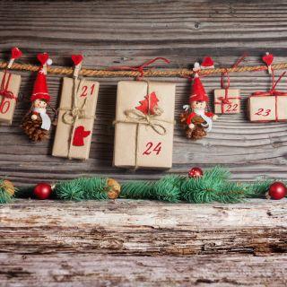 Calendario avvento: 3 ricette per decorarlo