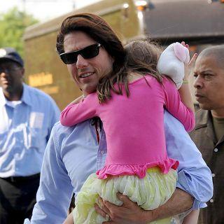 Tom Cruise non vede la figlia Suri da 2 anni
