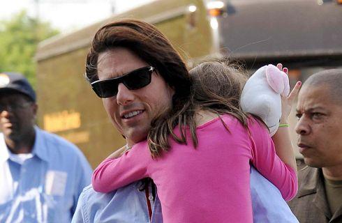 Tom Cruise non incontra la figlia Suri da 800 giorni