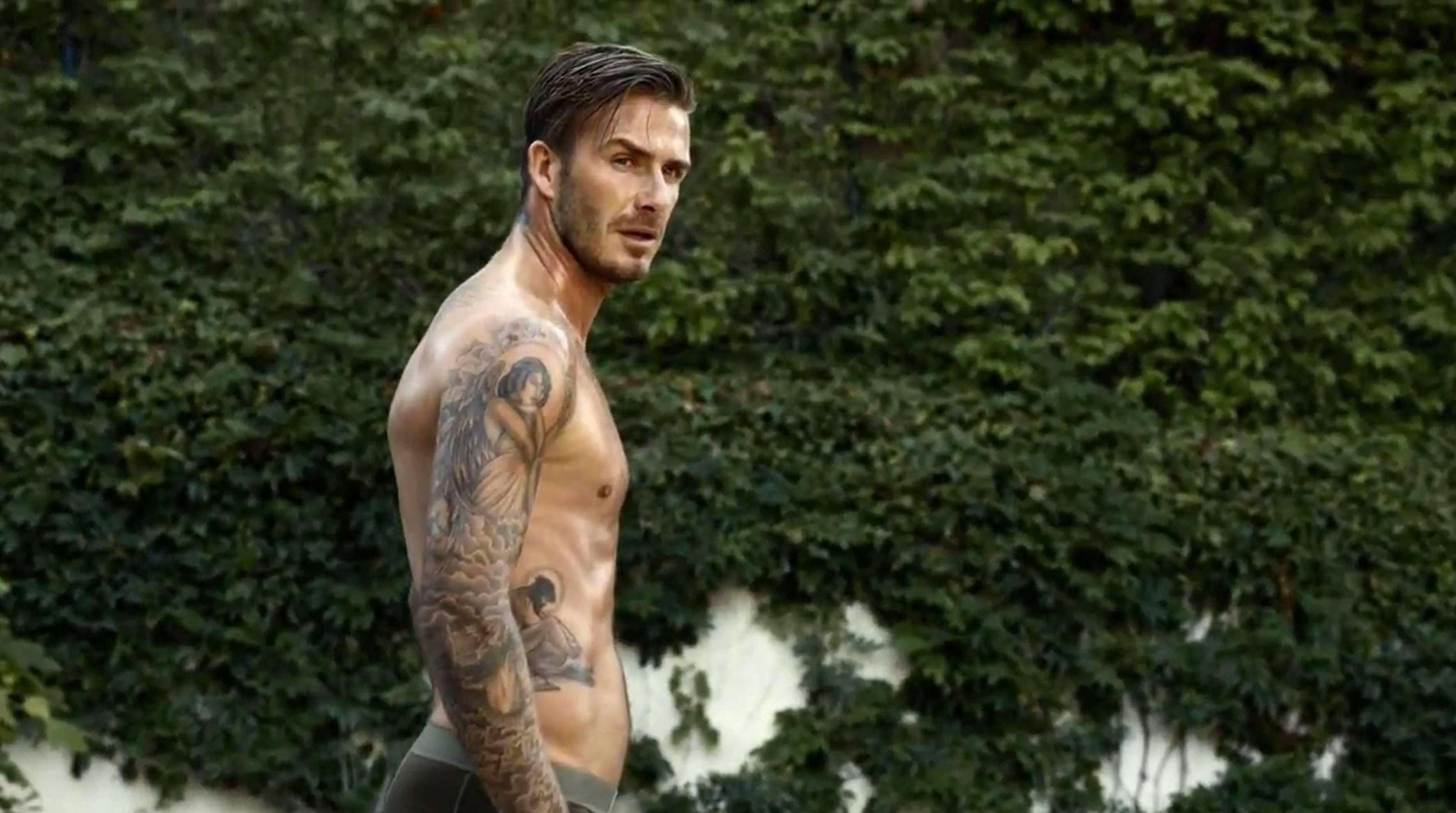David Beckham, le foto dell'uomo più sexy del mondo