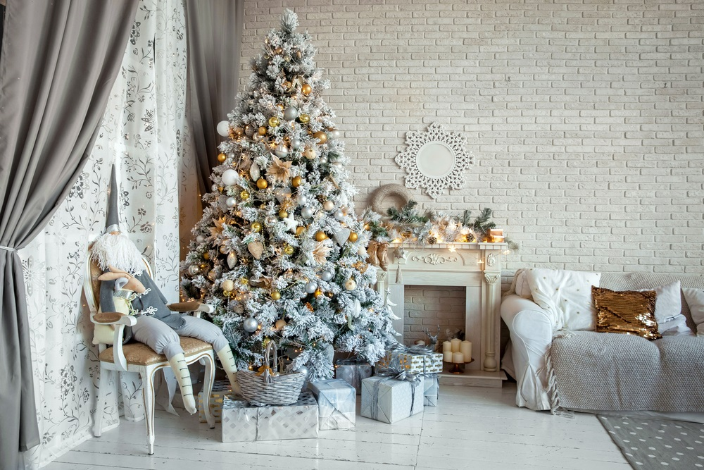 Come decorare l 39 albero di natale 5 ispirazioni innovative - Decorare le finestre per natale ...