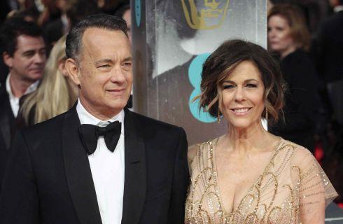 La moglie di Tom Hanks ha sconfitto il cancro