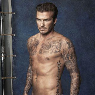 David Beckham è l'uomo più sexy del mondo