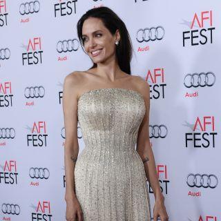Angelina Jolie testimonial del nuovo profumo Mon Guerlain