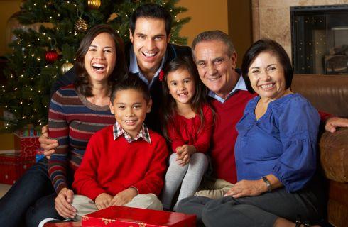 Natale: 5 tecniche per sopravvivere alle feste in famiglia