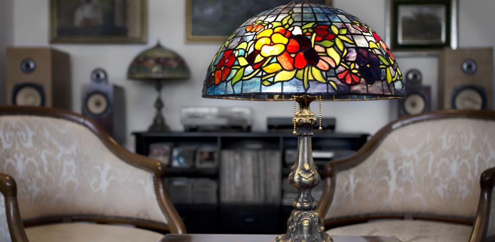 Arredamento in stile liberty 7 oggetti must have diredonna - Casa stile liberty ...