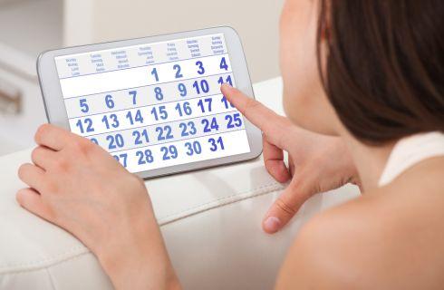 Calcolo ciclo mestruale: come fare
