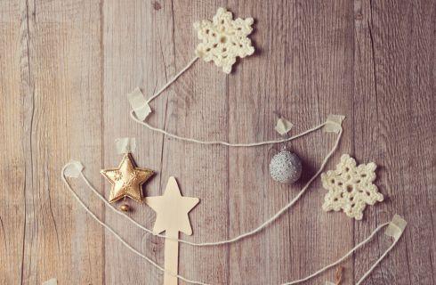 Decorazioni di Natale: le alternative innovative