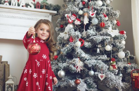Decorazioni per l'albero di Natale: le 5 irrinunciabili
