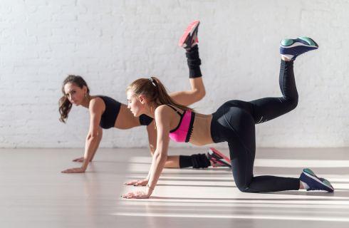 5 esercizi per combattere la cellulite
