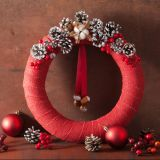 Decorazione di Natale fai da te