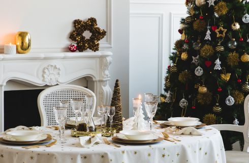 Pranzo di Natale: il galateo dei padroni di casa