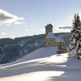 La zona del Vigilius Mountain Resort