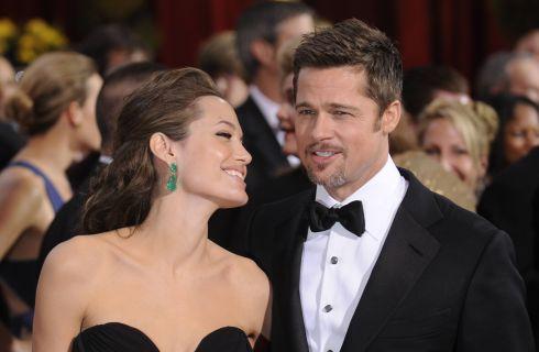 Angelina Jolie dolce e sensuale nelle foto scattate da Brad Pitt