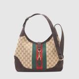 Gucci Borsa a spalla Jackie in tessuto original GG, 1150 euro