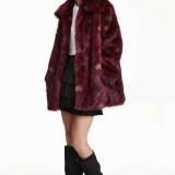 H&M, pelliccia (99 euro)