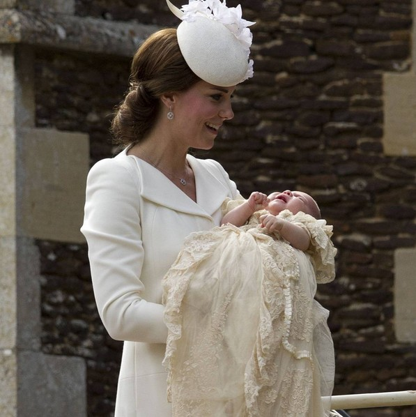 I look più belli di Kate Middleton nel 2015