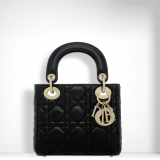 Lady Dior piccola (2300 euro)