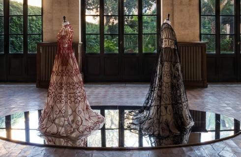 Valentino: dietro le quinte dell'atelier con From Memory to Creativity