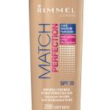 Rimmel, Match Perfection SPF20 (prezzo consigliato al pubblico 12,90 euro)