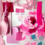 Rosa quarzo e azzurro serenity