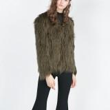 Zara, pelliccia (79,95 euro)