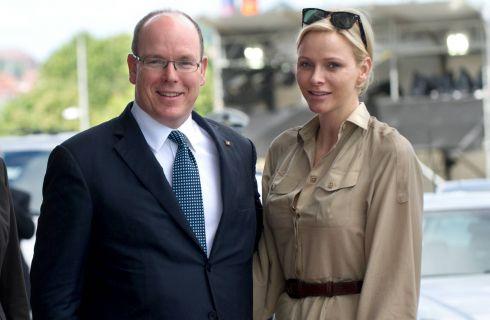 Alberto e Charlene di Monaco organizzano il primo compleanno dei gemelli