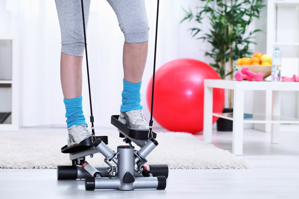 stepper, home fitness