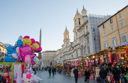 Ponte dell'Immacolata: cinque cose da fare a Roma