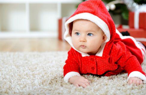 Come vestire i bambini per le feste di Natale