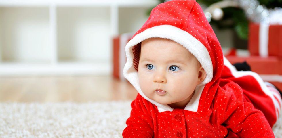 Immagini Di Bambini A Natale.Come Vestire I Bambini Per Le Feste Di Natale Diredonna