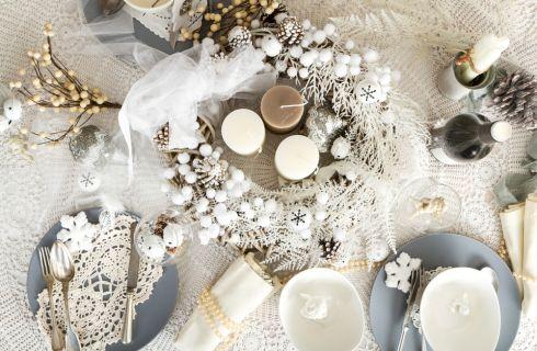 Aperitivo di Natale: come allestire la tavola