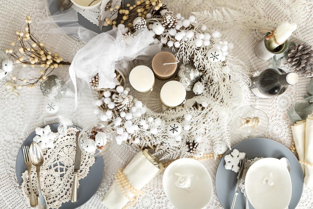 Aperitivo di Natale, 5 idee per allestire la tavola