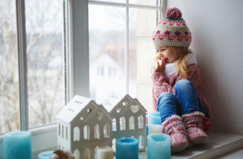 Come vestire i bambini in inverno: le regole d'oro