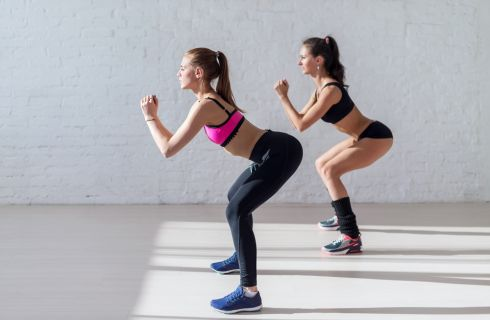 Squat: come eseguirli correttamente