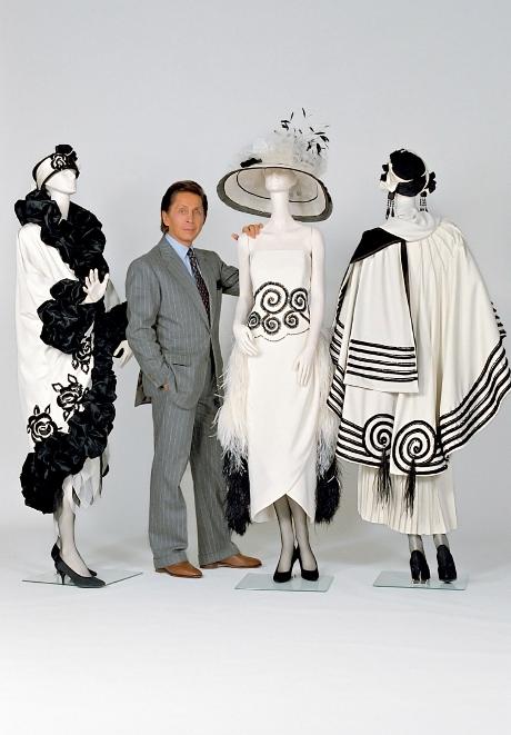 Valentino Garavani, stile e storia in immagini