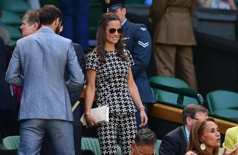 Pippa Middleton pronta alla convivenza con il milionario James Matthews