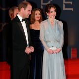Kate Middleton alla première di 007 Spectre di Londra (foto Getty Images)