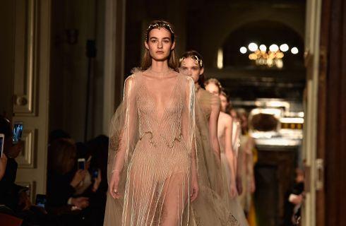 Valentino: ispirazione bizantina per l'Haute Couture