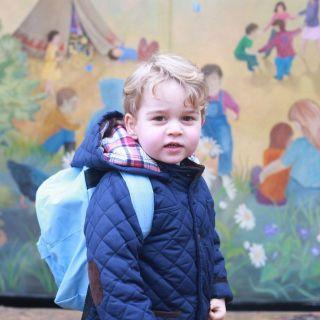 Kate Middleton emozionata: primo giorno d'asilo per George