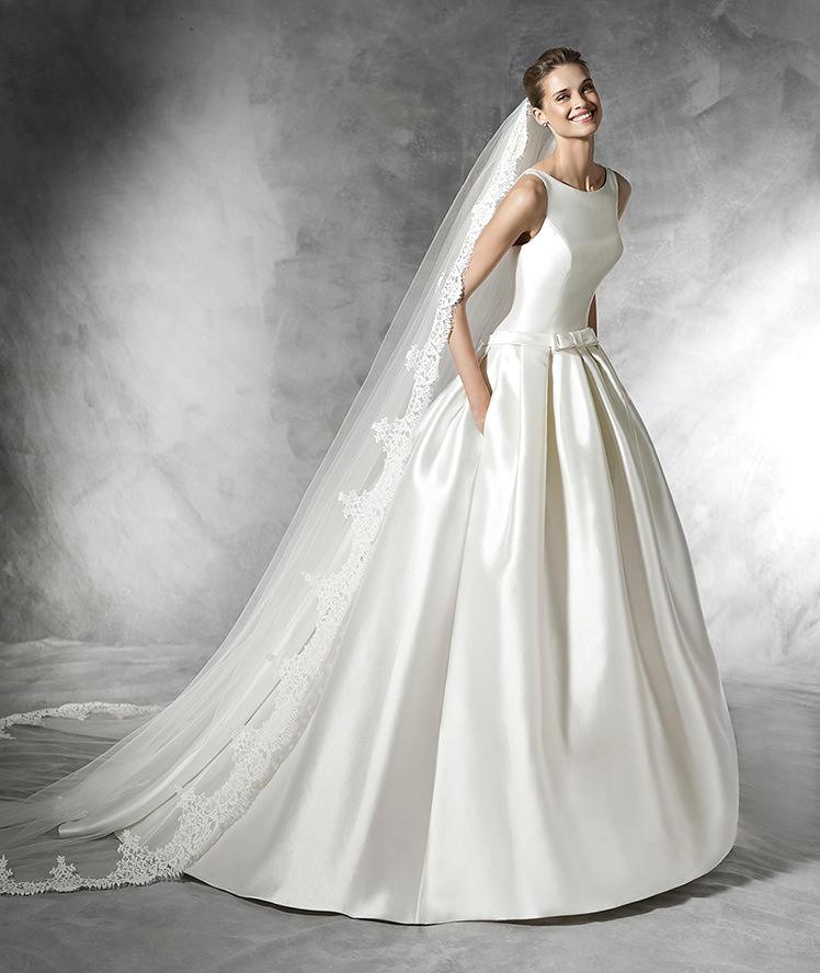 Abiti da sposa: dieci modelli