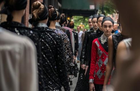 La regista transgender Lana Wachowski nuova icona di Marc Jacobs