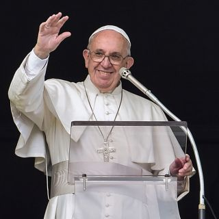 Papa Francesco a favore dell'allattamento al seno