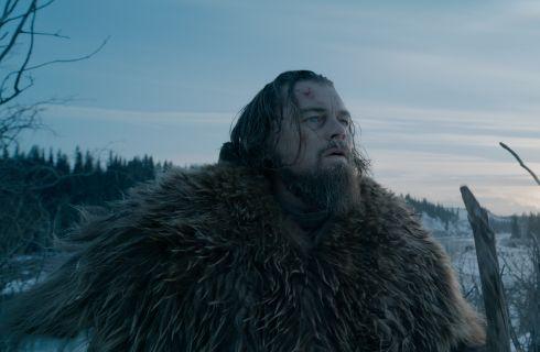 5 motivi per vedere Leonardo Di Caprio in Revenant