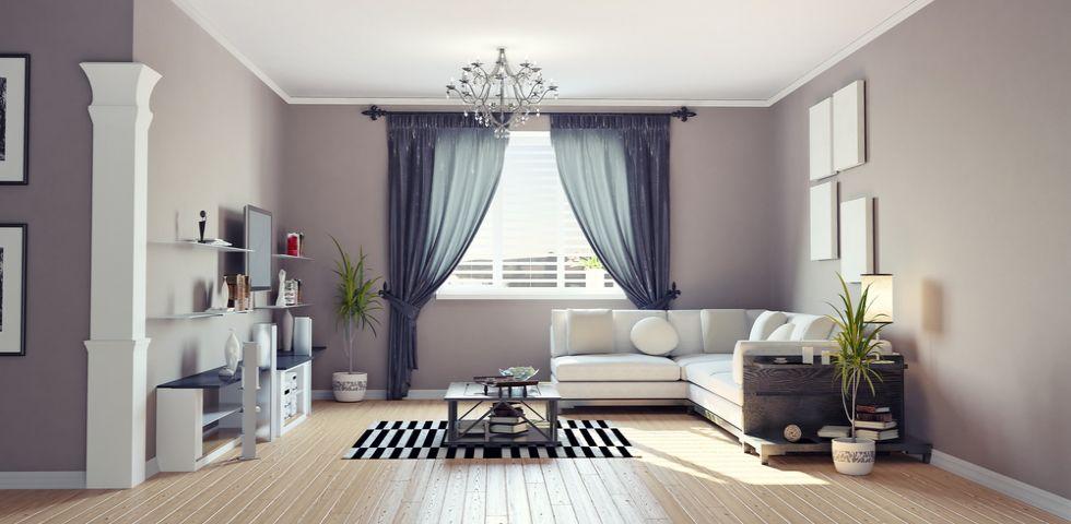 Tinte pareti interne ao85 pineglen for Dipingere soggiorno idee