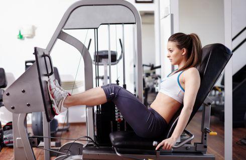 Leg press: variare la posizione delle gambe per differenziare lo stimolo