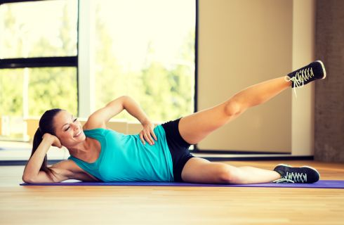 Esercizi per perdere peso sulle cosce prova questi for 5 esercizi per interno coscia